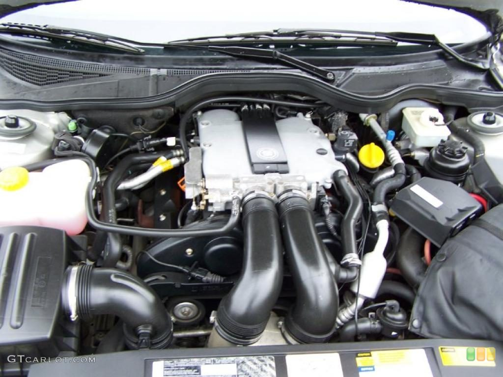 CADILLAC CATERA engine