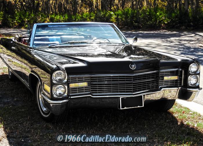 CADILLAC ELDORADO - Review and photos