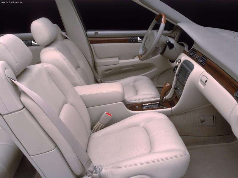 CADILLAC STS SEVILLE interior