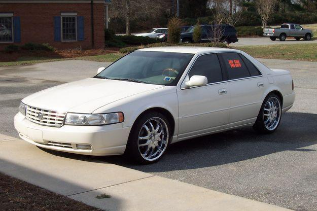 CADILLAC STS SEVILLE