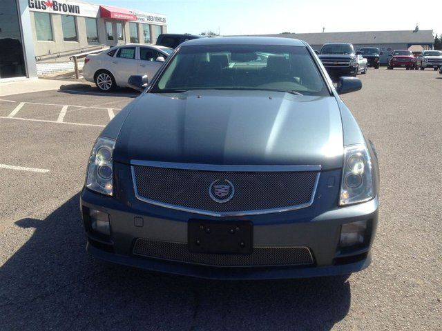 CADILLAC STS-V brown