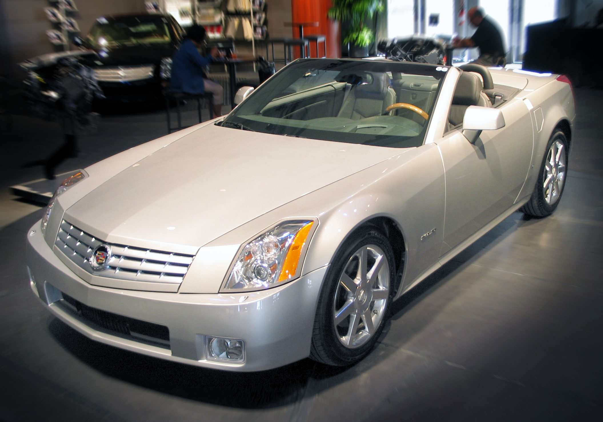 Wiring Diagram Cadillac Xlr - Wiring Diagrams Schematics