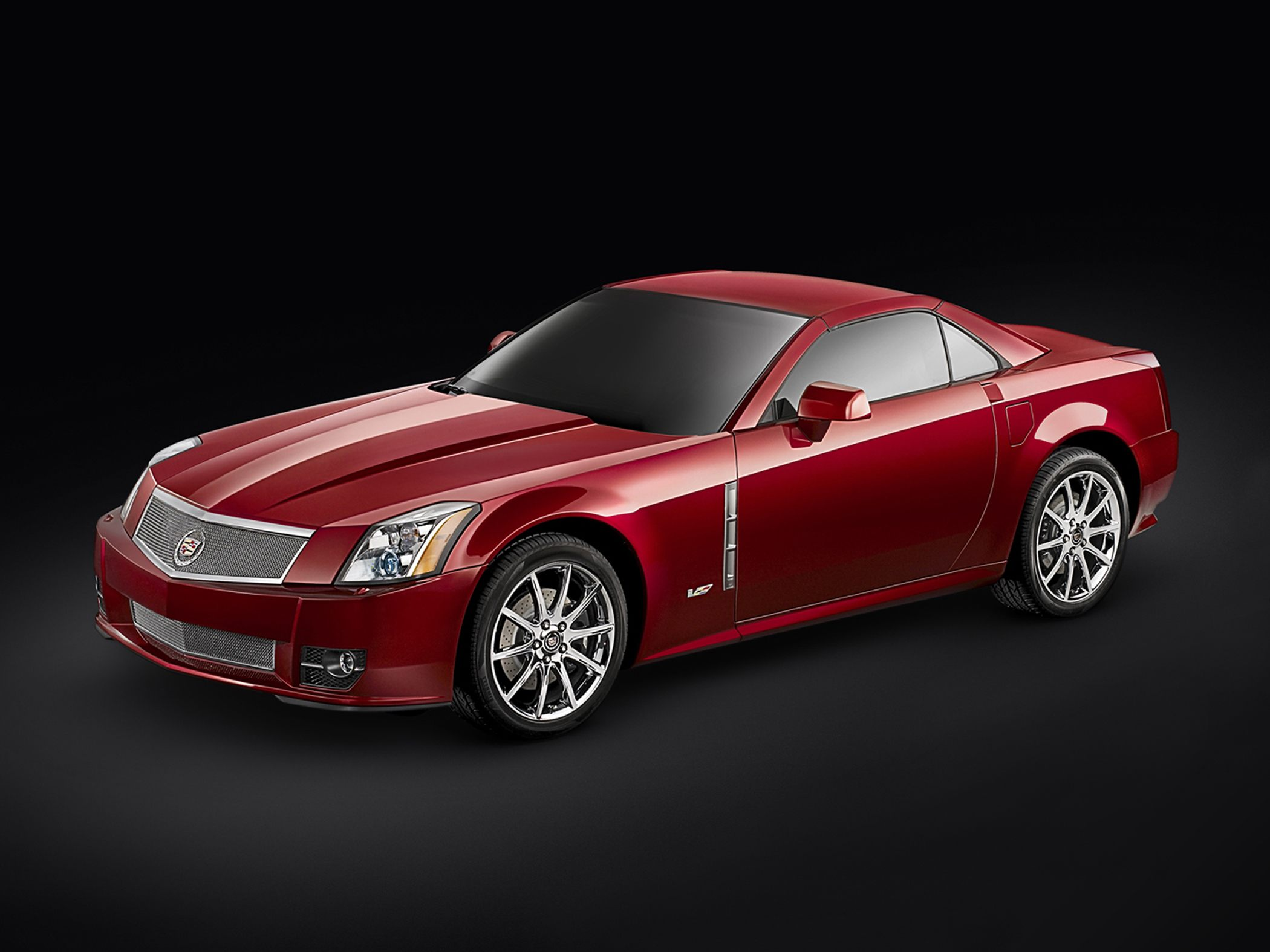 brochure cadillac xlr pdf misc workshop documents