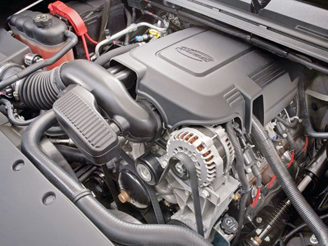 CHEVROLET 1500 engine