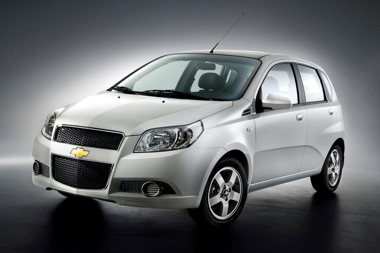 CHEVROLET AVEO 1.2 brown