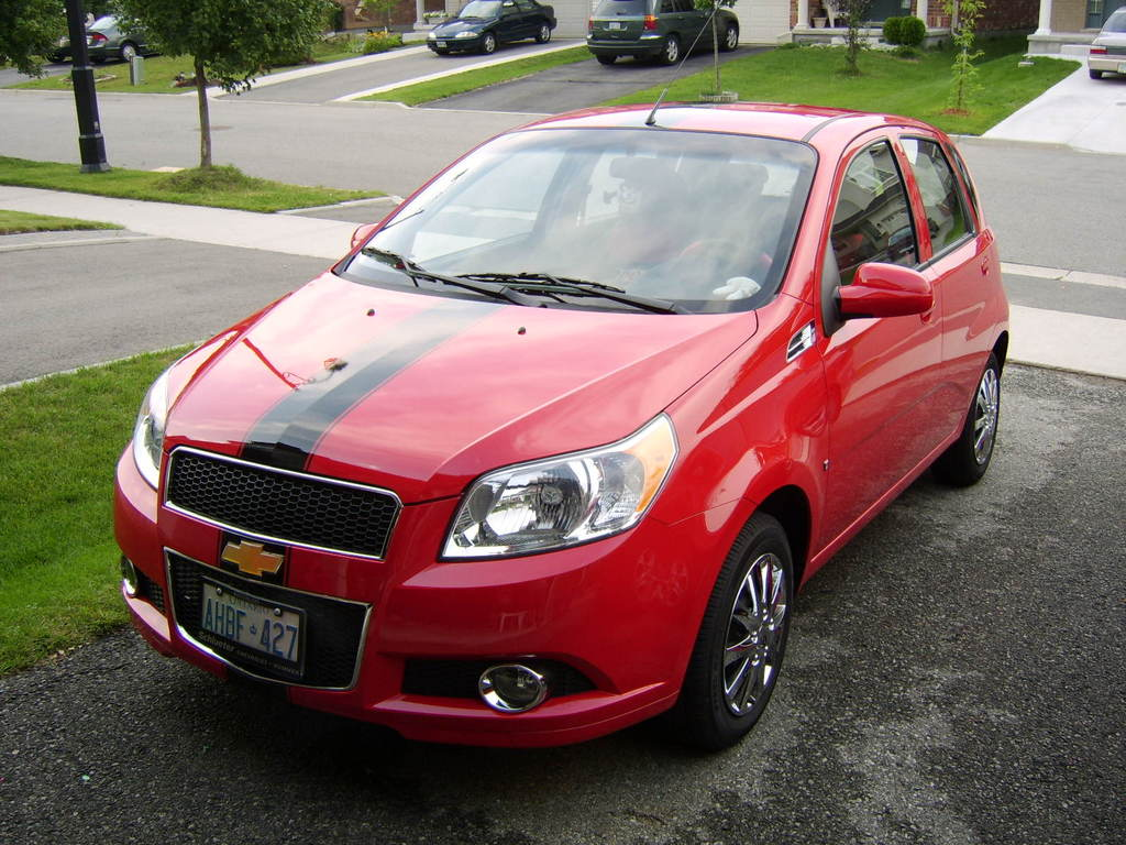 Chevrolet Aveo  Pictures posters news and videos on your