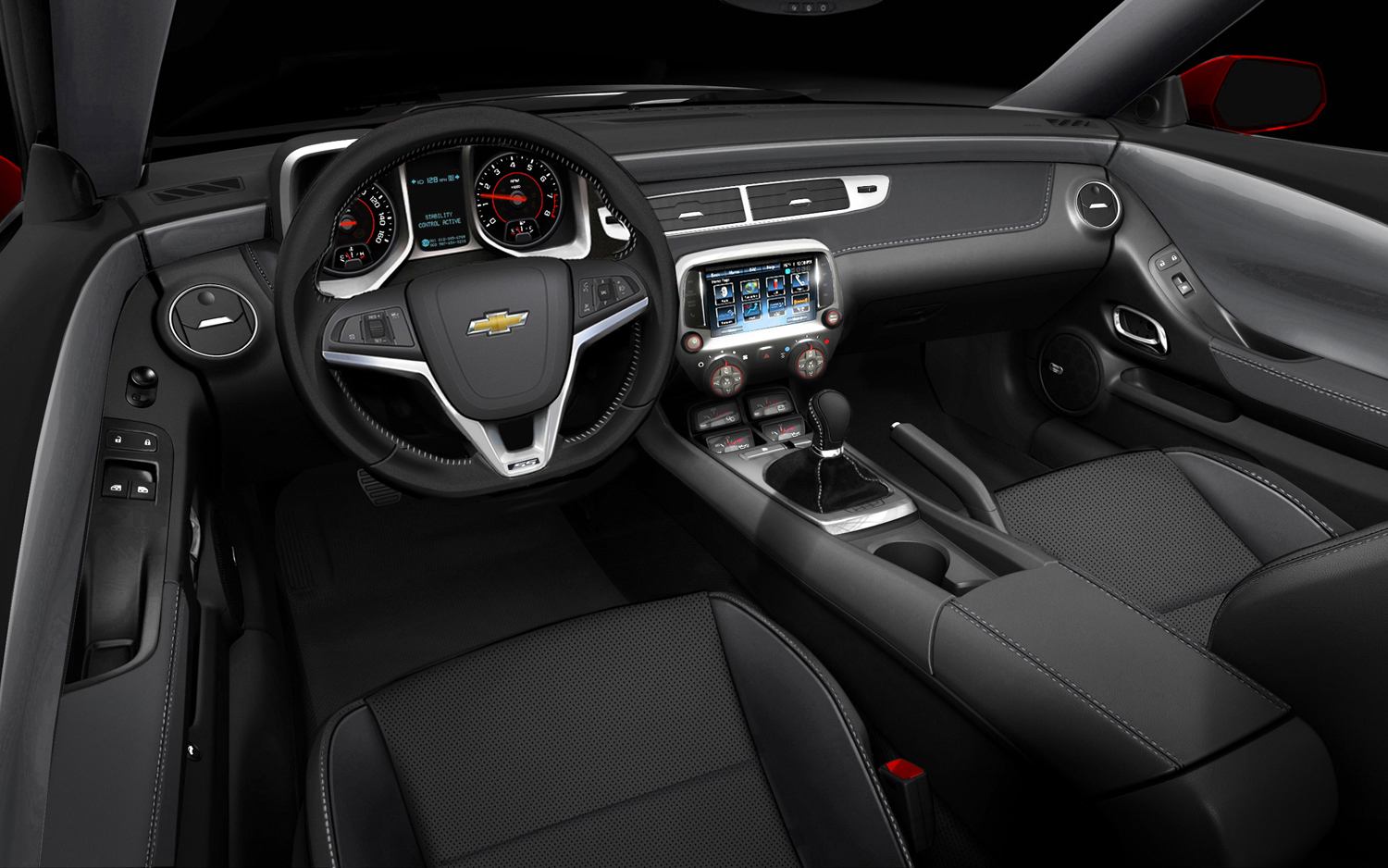CHEVROLET CAMARO 1 interior