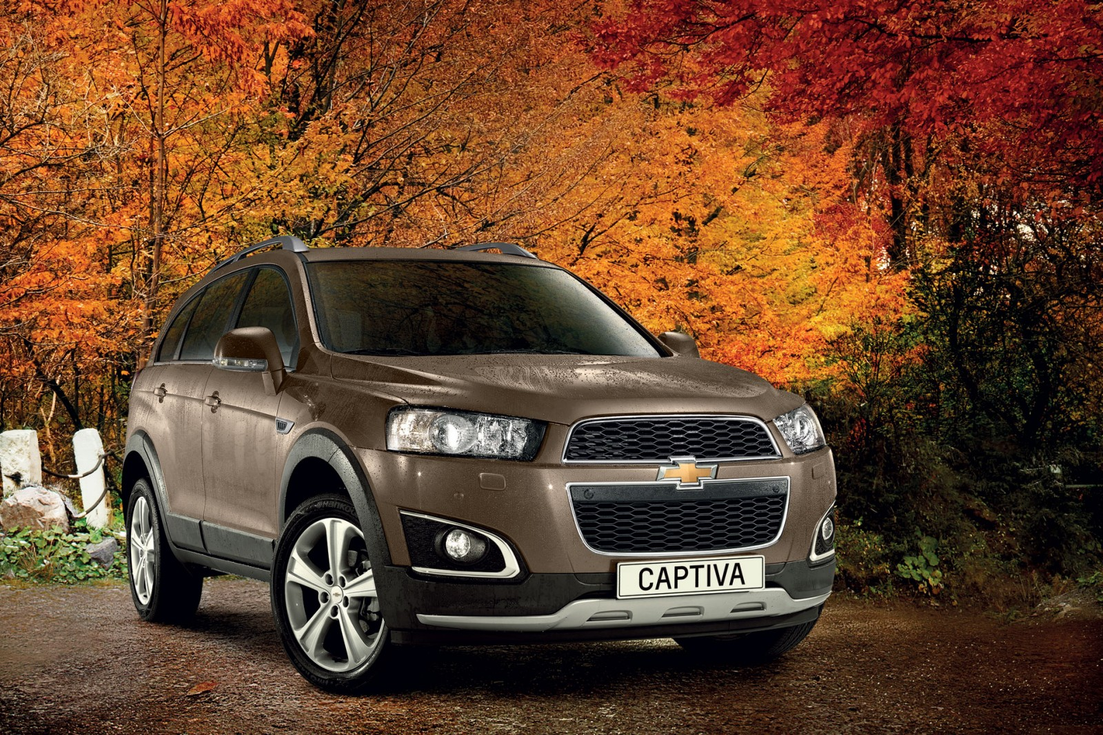 chevrolet wallpaper (Chevrolet Captiva)