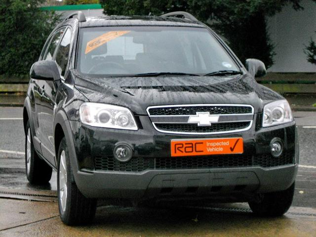 CHEVROLET CAPTIVA 2.0 engine