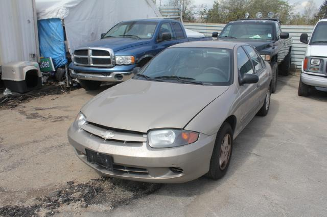 CHEVROLET CAVALIER brown