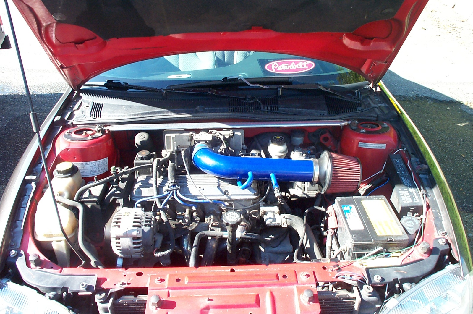 CHEVROLET CAVALIER engine