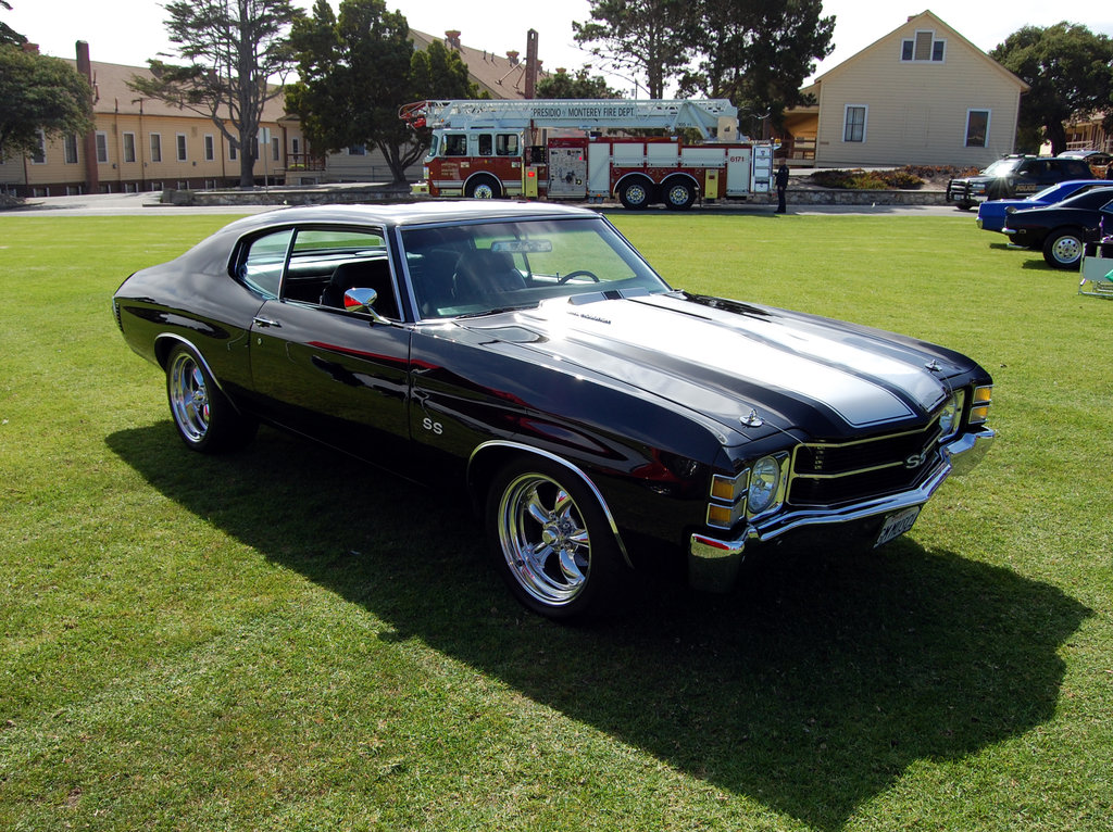 CHEVROLET CHEVELLE - Review and photos