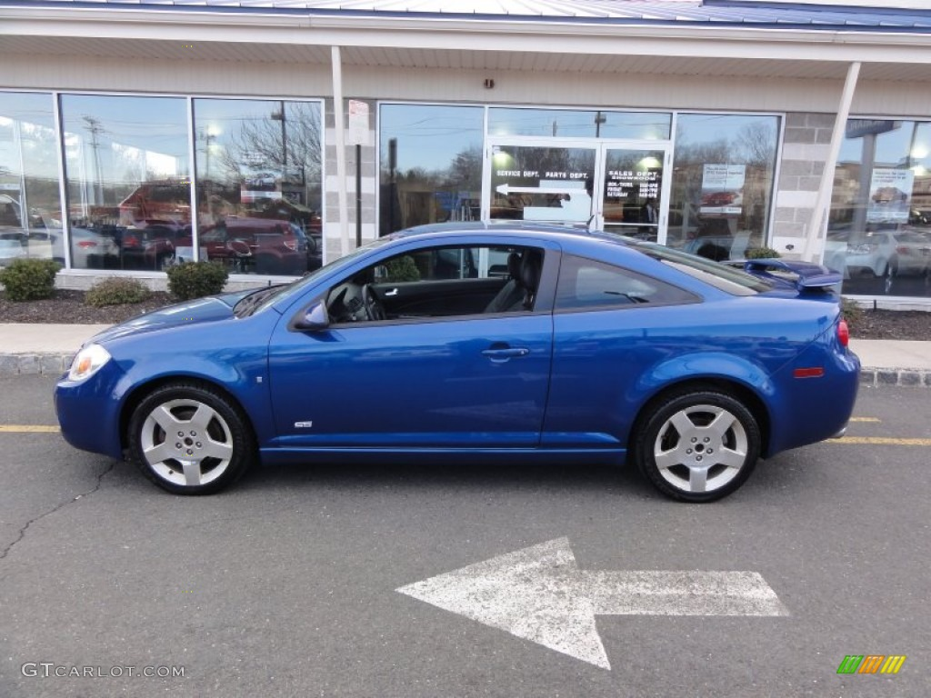 CHEVROLET COBALT blue