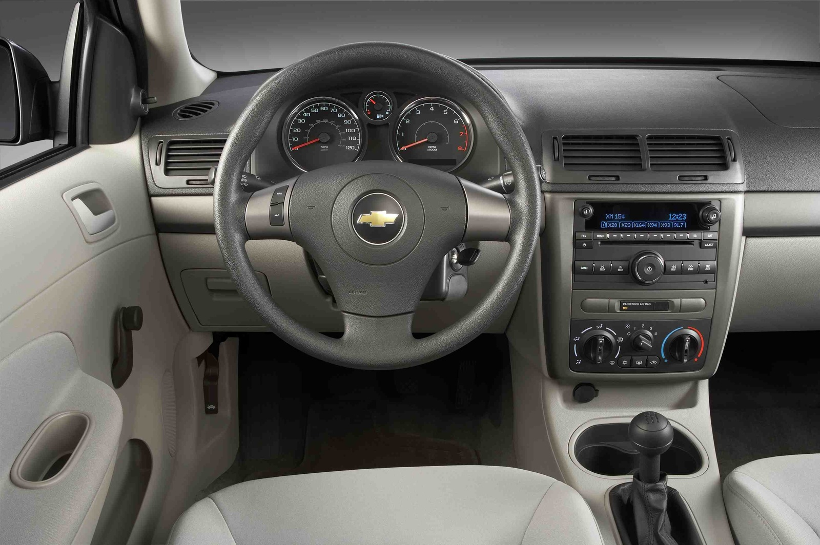 CHEVROLET COBALT interior