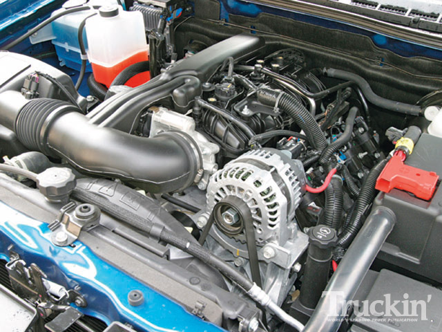 CHEVROLET COLORADO engine