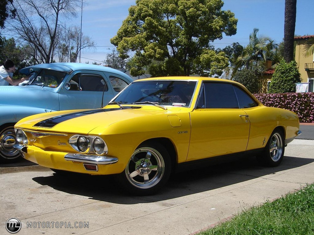 CHEVROLET CORVAIR  Review and photos