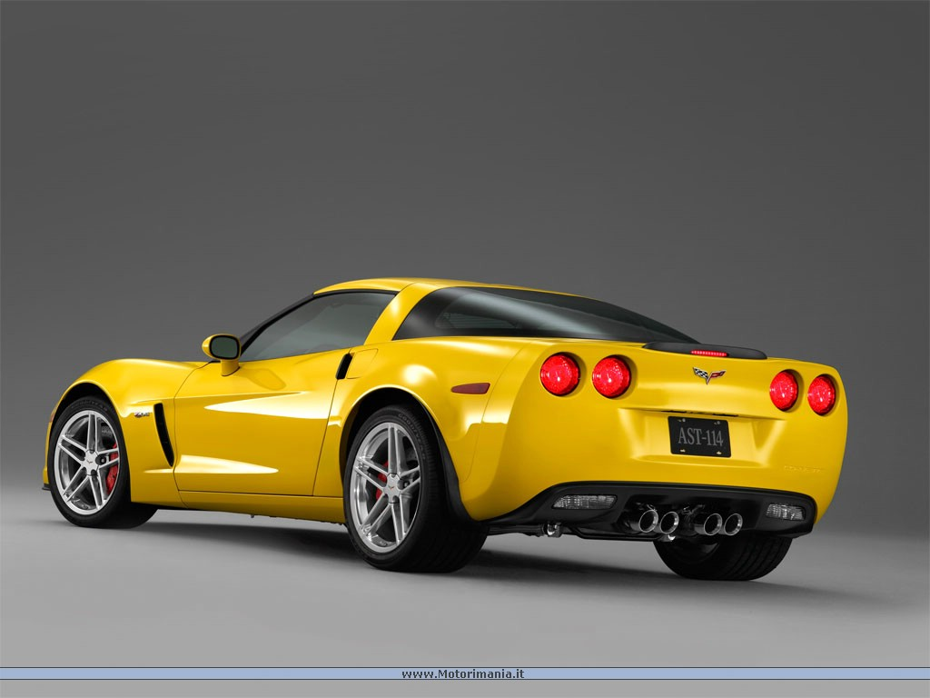 Chevrolet corvette review and photos