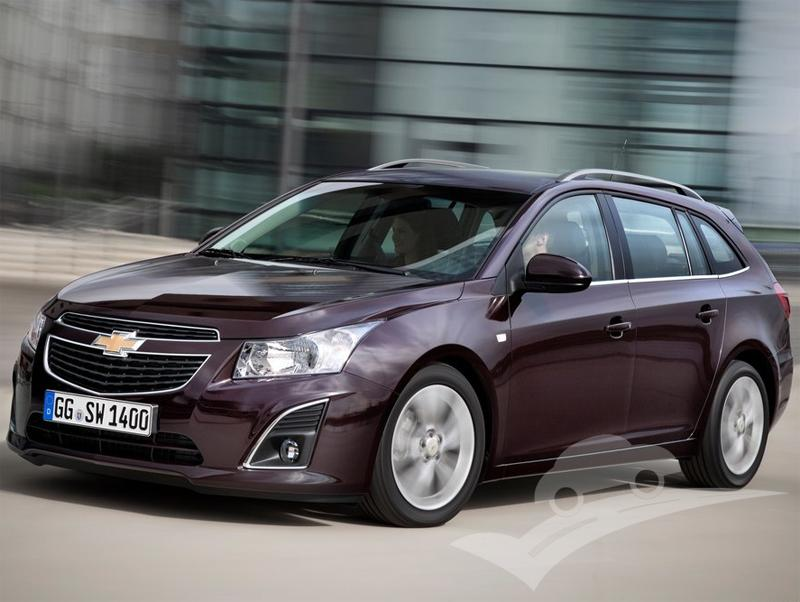 CHEVROLET CRUZE 1.6 brown