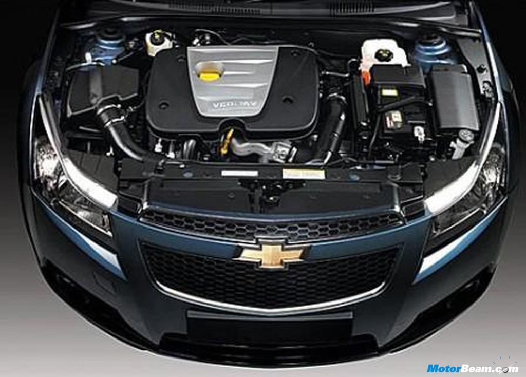 CHEVROLET CRUZE 1.6 engine