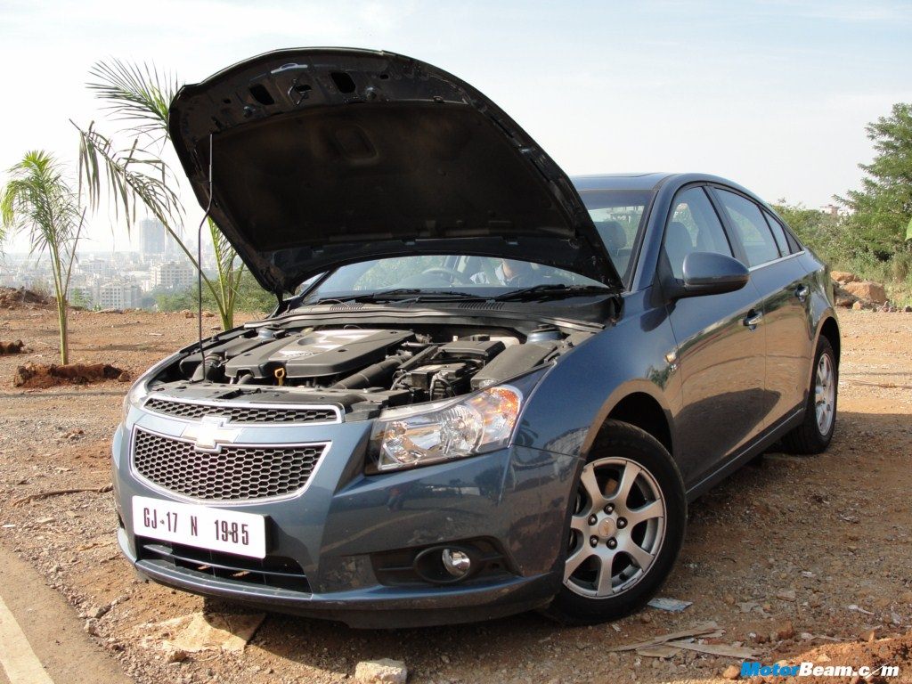 CHEVROLET CRUZE engine