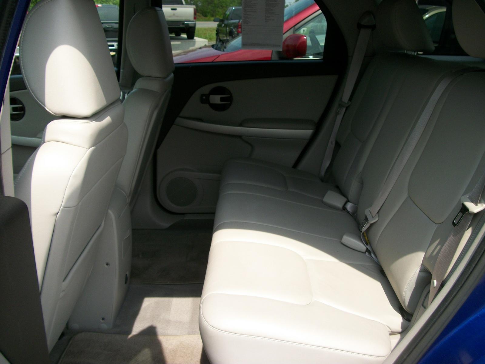 CHEVROLET EQUINOX LT AWD interior