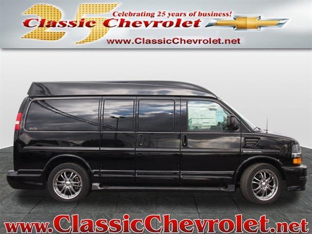 chevrolet express 1500