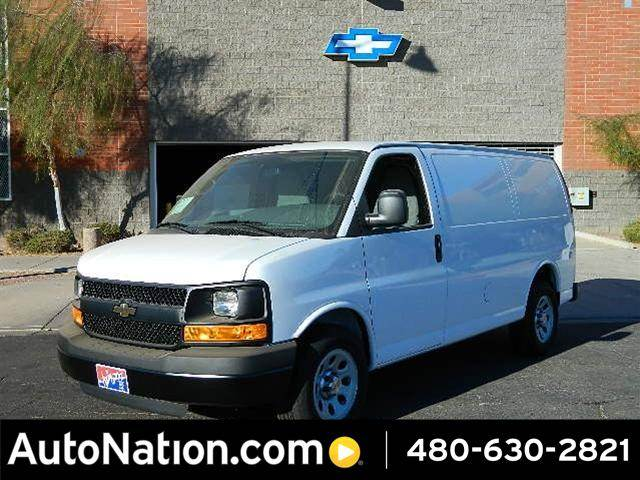 CHEVROLET EXPRESS brown
