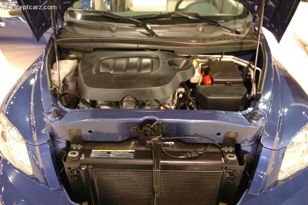 Chevrolet Hhr Chevrolet Hhr Engine 17 Jpg
