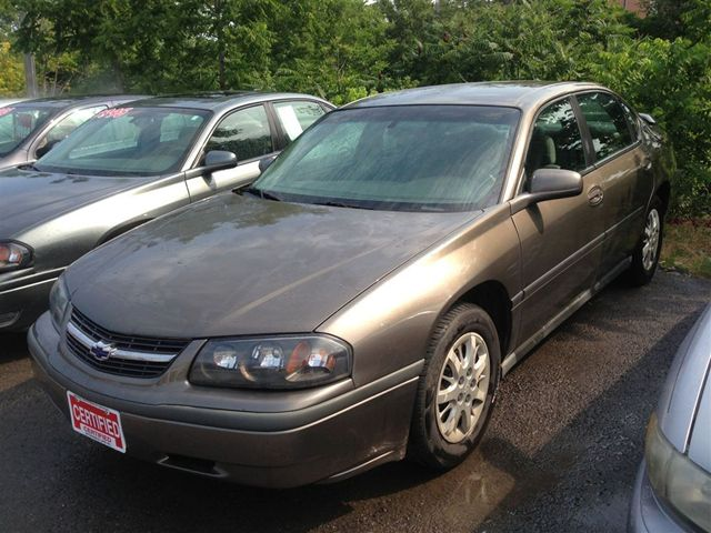 CHEVROLET IMPALA 3 brown