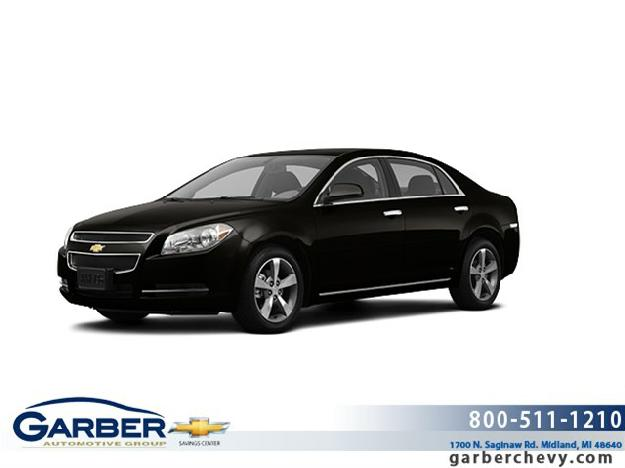 CHEVROLET MALIBU 1LT black