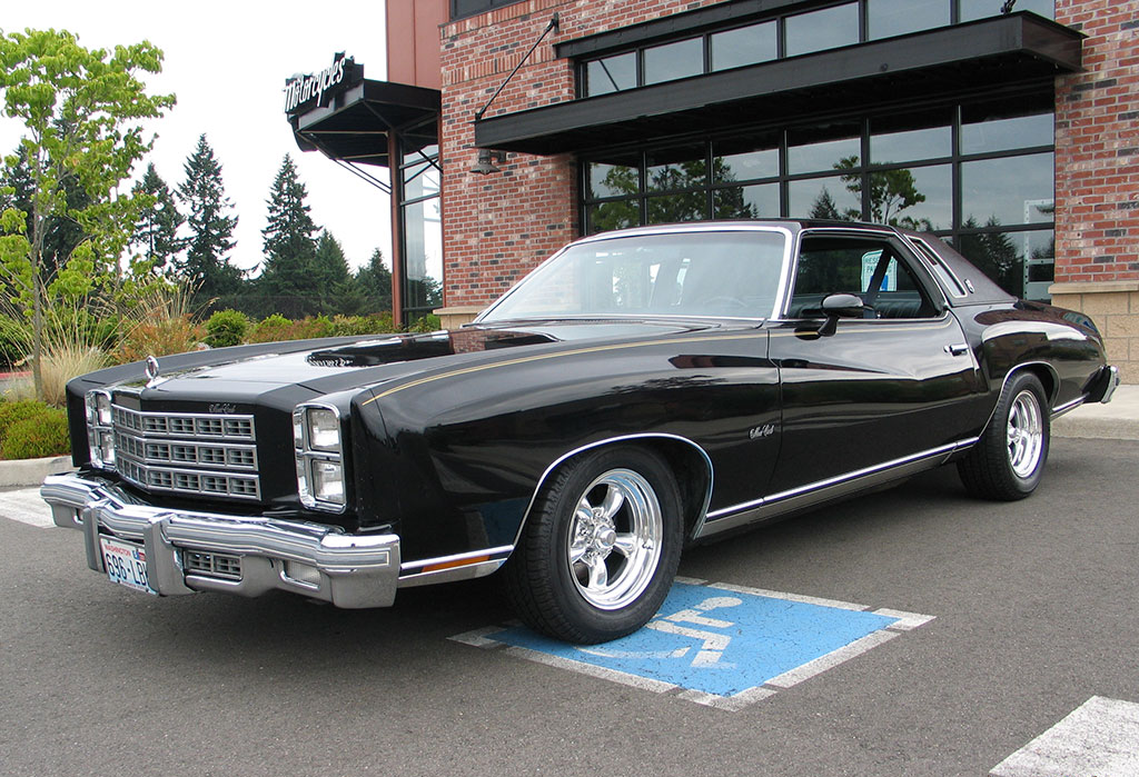 CHEVROLET MONTE CARLO - Review and photos