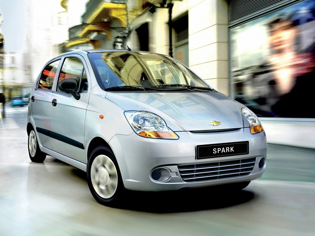 Chevrolet Spark Review And Photos