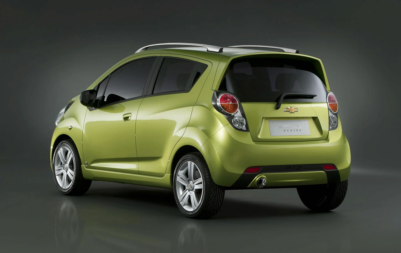 All Chevy 2015 chevy spark review : CHEVROLET SPARK - Review and photos