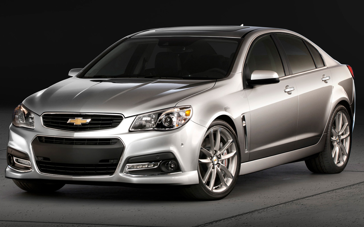 CHEVROLET SS - Review and photos