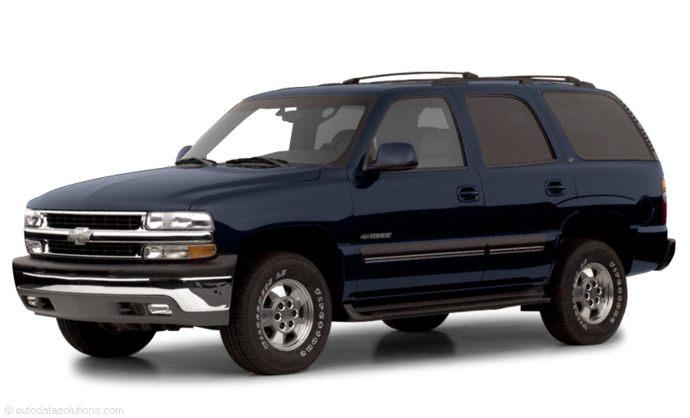 CHEVROLET TAHOE 4WD