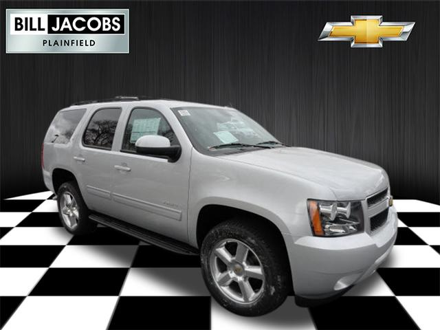 CHEVROLET TAHOE 4WD silver