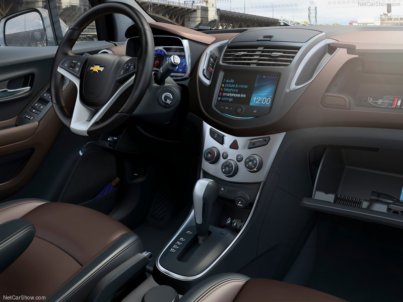 Chevrolet Trax Review And Photos