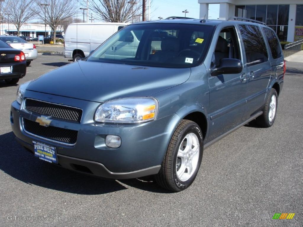 All Chevy 2000 chevy uplander : CHEVROLET UPLANDER - Review and photos