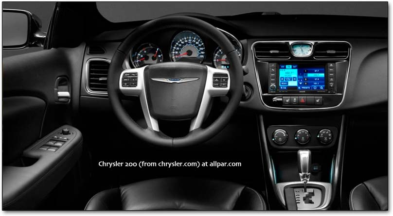 Worksheet. CHRYSLER 200  Review and photos