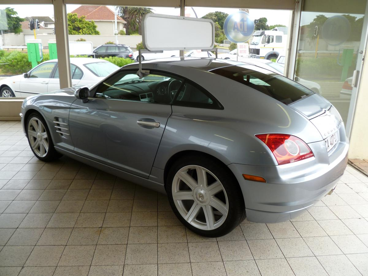 CHRYSLER CROSSFIRE AUTOMATIC