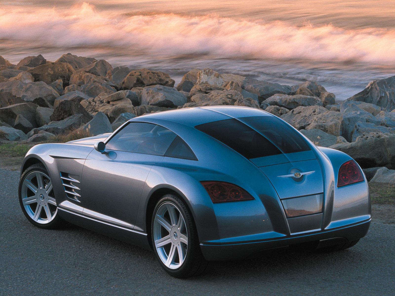 chrysler wallpaper (Chrysler Crossfire)