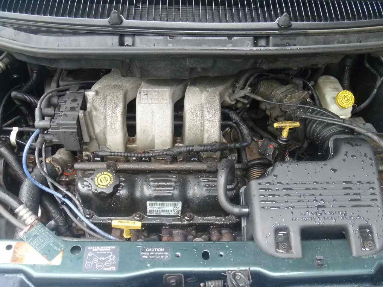 2000 honda accord oil pan location 2000 mercury grand for Motor oil for 2005 dodge grand caravan