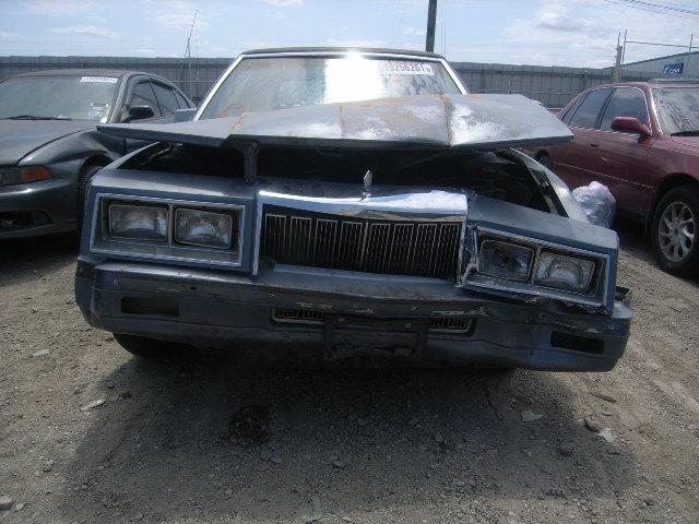 CHRYSLER LEBARON blue