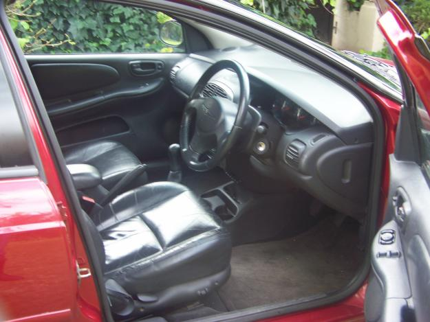 CHRYSLER NEON RT black