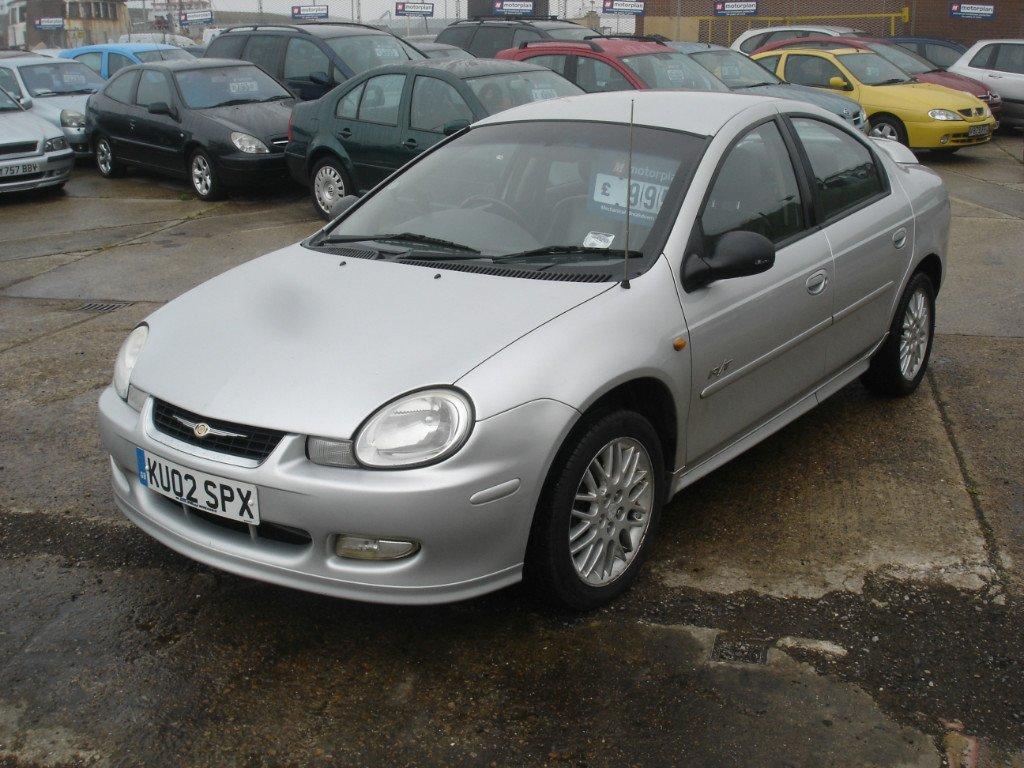 CHRYSLER NEON RT green