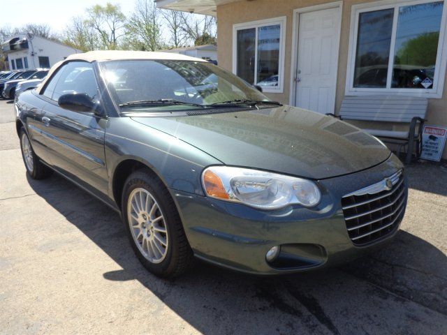 CHRYSLER SEBRING 2.7 green
