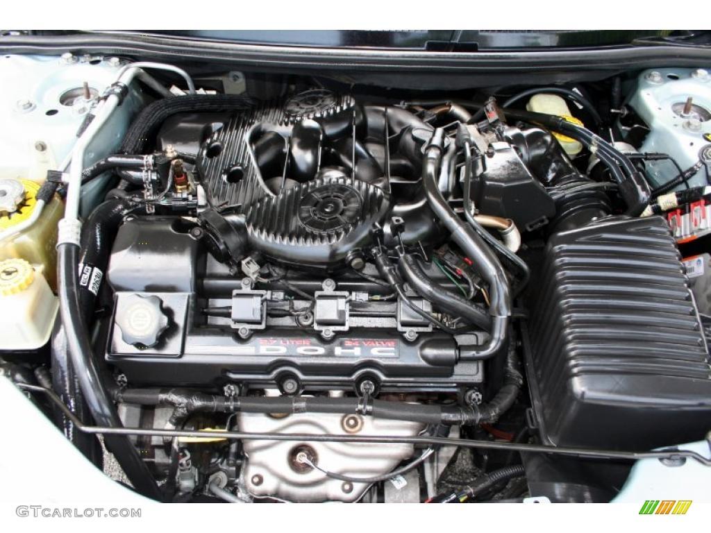 CHRYSLER SEBRING engine