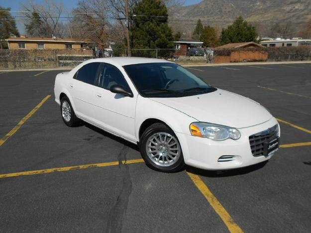 2006 Chrysler Sebring Silver | 200  Interior and Exterior Images