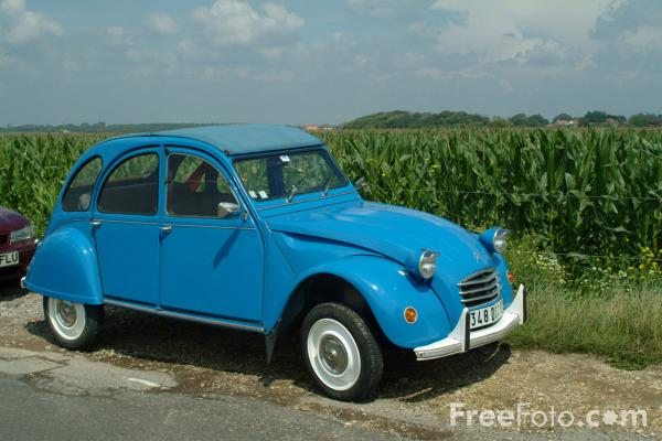 citroen wallpaper (Citroen 2CV)