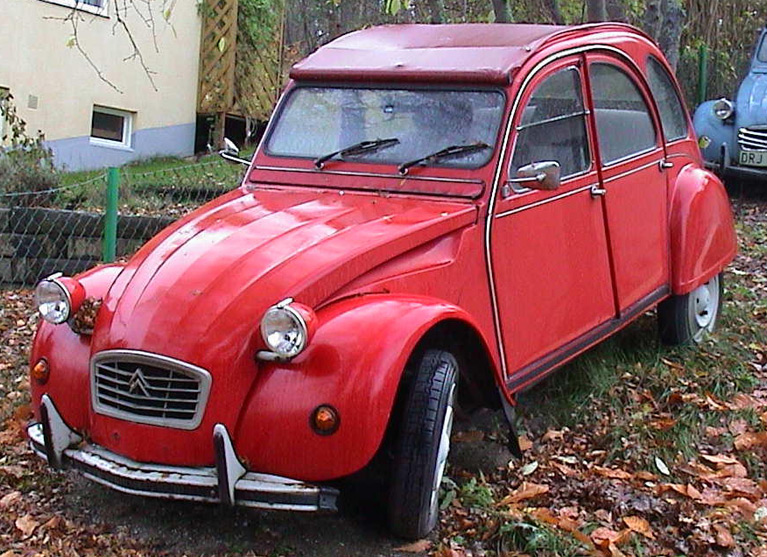 citroen 2cv review and photos. Black Bedroom Furniture Sets. Home Design Ideas